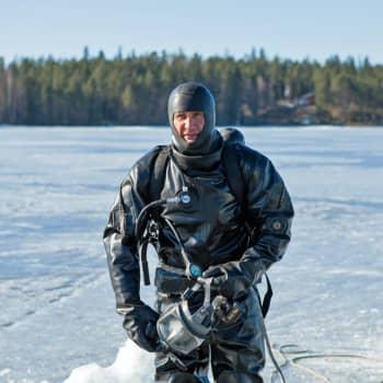 Minna Pyykön maailma: Marko Röhrin vedenalaiset tarinat