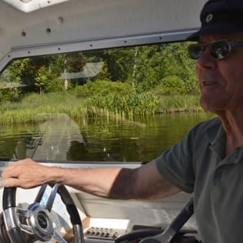 Metsäradio.: Ukkosmyrsky on haastava kokemus myös sisävesillä