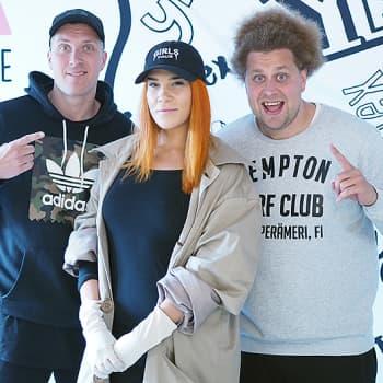 YleX Aamu: Sini Sabotage: Los Angeles alkaa olemaan suomalaisten artistien Lanzarote