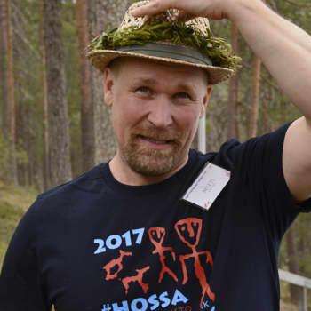 Metsäradio.: Kansallispuistokummi Matti Ristinen