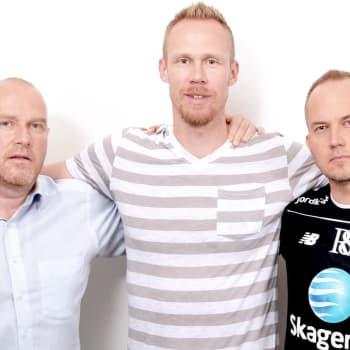 Lindgren & Sihvonen: Vieraana lentopalloilija Mikko Esko