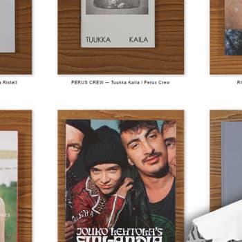 Kultakuume: Hyvä valokuvakirja on persoonallinen kokonaistaideteos