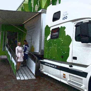 Metsäradio.: Bioaika-kiertue alkoi Helsingistä