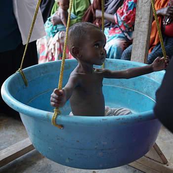 Maailmanpolitiikan arkipäivää: Itä-Afrikan nälänhätä kertoo ilmastonmuutoksesta