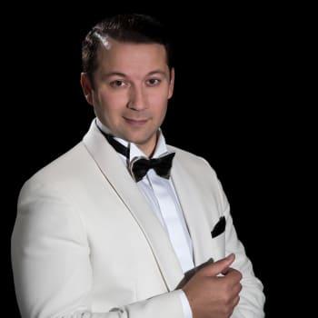 Romano mirits: Tangokuningas Marco Lundberg sai tangon veren perintönä