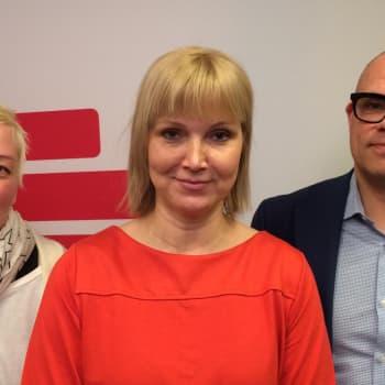 Sari Valto: Shoppailu vei ylivelkaantumiskierteeseen