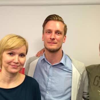 Sari Valto: Muurien sisälle ja sieltä ulos - mikä on lopputulos?