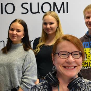 """Radio Suomen Iltaohjelma: Uutisluokkalaiset paukuttavat: """"Yleinen laiskuus leviää"""""""