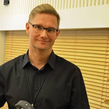 Julkaisupäällikkö Petri Jauhiainen