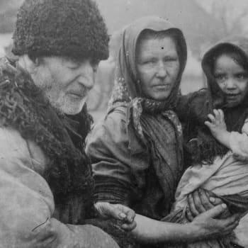 Siirtolaisia ja pakolaisia