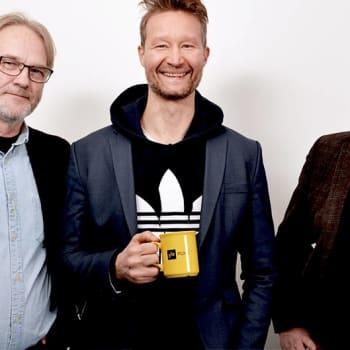 Politiikkaradio: Sampo Terho vai Jussi Halla-aho?