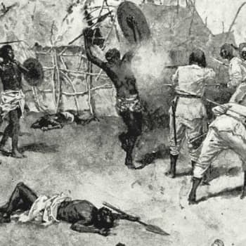 Kolonialismia ja imperialismia