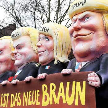 Maailmanpolitiikan arkipäivää: Euroopan hullu vuosi