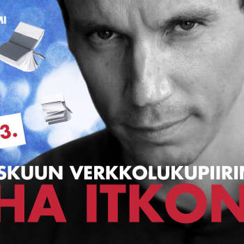 KulttuuriCocktail Puheessa: Kirjojen Suomen verkkolupiiri – vetäjänä Juha Itkonen
