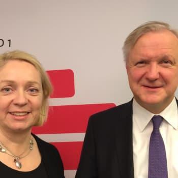 Mikä maksaa?: Suomen pankin uudet johtajat