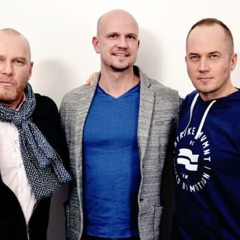 Vieraana yleisurheiluvalmentaja Jussi Ihamäki