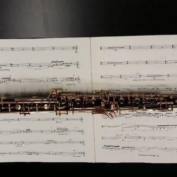 Sinfonian soittimet: Kaunisääninen oboe on fyysisesti vaativa soitin