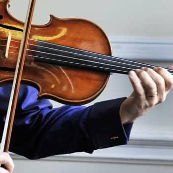 Sinfonian soittimet: Alttoviulun pehmeä ääni on lähes pyhä