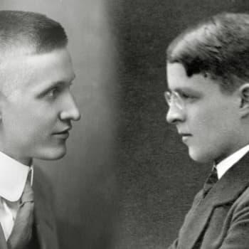 Hatet oss leder - två unga män radikaliseras i Finland 1917 - del 1/2