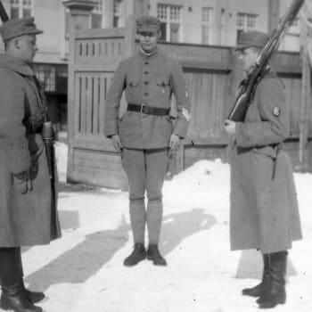 Hatet oss leder – två unga män radikaliseras i Finland 1917. Del 2/ 2
