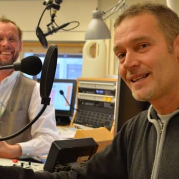 Musiikkitoimittaja Vesa Kytöoja