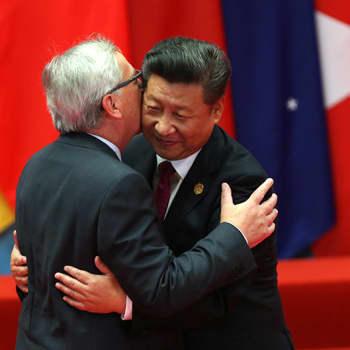 Brysselin kone: Kiinan ja EU:n suhteet
