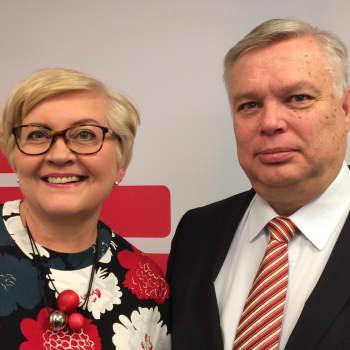 Leikola ja Lähde: Mitä tapahtuu kuntien taloudelle?