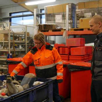 Jokapaikan Reetta: Kaatopaikalla Tampereella