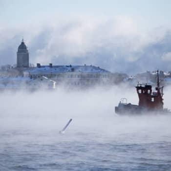 Puheen Päivä: Meri on luonut Suomelle taloudellisen ja kulttuurillisen väylän ulkomaailmaan