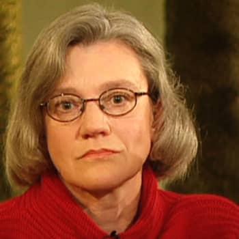 1999 Veronica Pimenoff ja romaani Maa ilman vettä