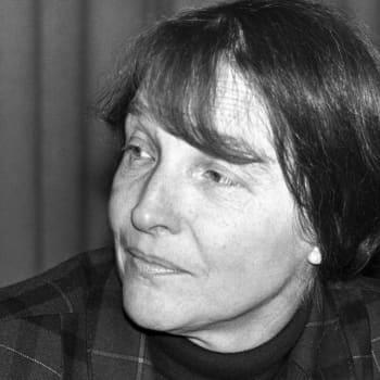 1987 Eeva Kilpi ja runokokoelma Animalia