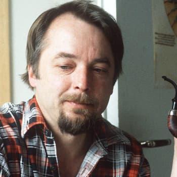 1985 Matti Pulkkinen ja romaani Romaanihenkilön kuolema