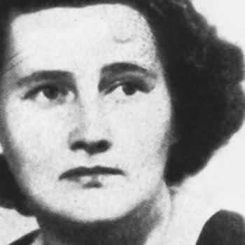 1956 Irja Virtanen ja romaani Kenttäharmaita naisia