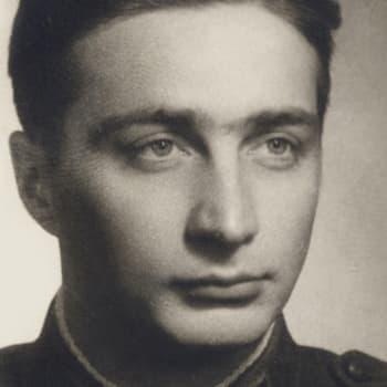 1946 Jussi Talvi ja romaani Tällaista oli palata