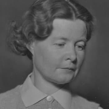 1936 Sally Salminen ja romaani Katrina/Katriina