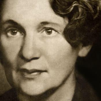 1934 Katri Vala ja runokokoelma Paluu