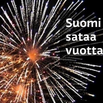 Ihan pihalla: Vieraana Suomi100 -hankkeen pääsihteeri Pekka Timonen