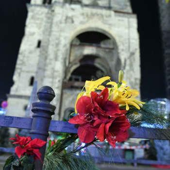 Ajantasa: Toimittaja Dan Ekholm: Terrori-isku suoraan Berliinin rauhan ja sovinnon sydämeen