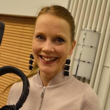 Kuuluttajan vieras: Toimittaja Minna Dufton