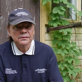 Yhtä elämää: Kokki Ahti Kallio on seilannut maailman meret