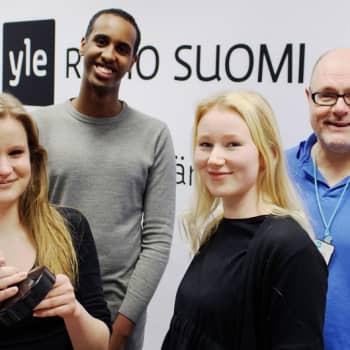Itsenäisyyspäivä Radio Suomessa: Yle Uutisluokan Pyöreä pöytä