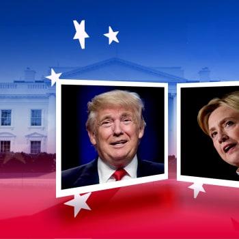 USA:n presidentinvaalit 2016: USA:n presidentinvaalit - vaalipäivän seuranta klo 2.45-05.00