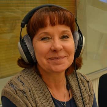 Kuuluttajan vieras: Ylen entinen kirjeenvaihtaja Marja Manninen