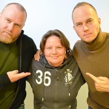 Lindgren & Sihvonen: Vieraana Marianne Miettinen