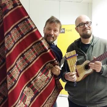 Puheen Iltapäivä: Pauli Hanhiniemi: Kirjoitin kirjan samasta syystä kuin teen lauluja – tuli tarve jutella jollekulle