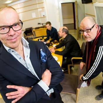 Pyöreä pöytä: Suuri Suomi-lähetys