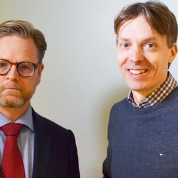 Politiikkaradio: Siirtyvätkö Suomen puolustuksen peruskivet?