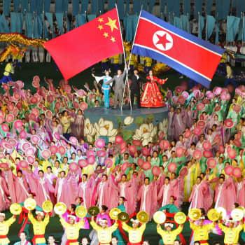 Leikola ja Lähde: Outo ja arvaamaton Pohjois-Korea