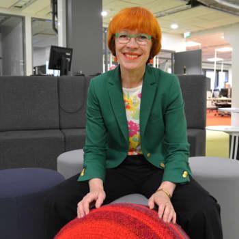YLE Tampere: Kuinka kampitat stressin? Marja-Liisa Manka kertoo