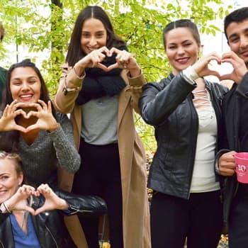Mahadura & Özberkan: Kulttuurien välinen rakkaus